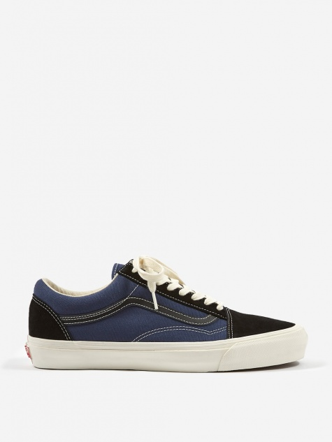 Vault OG Old Skool LX - Black/Insignia Blue