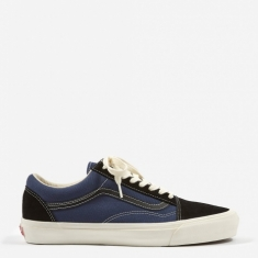 Vans Vault OG Old Skool LX - Black/Insignia Blue