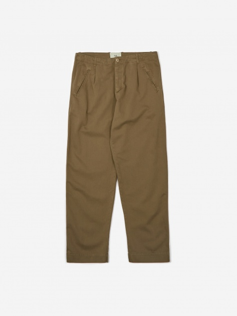 Assembly Pant - Soft Brushed Green