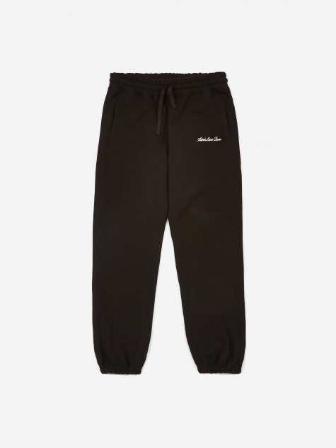 20oz Terry Sweatpant - Black