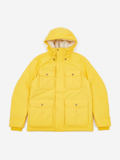 Woolrich Mountain Jacket - Sunflower Yellow