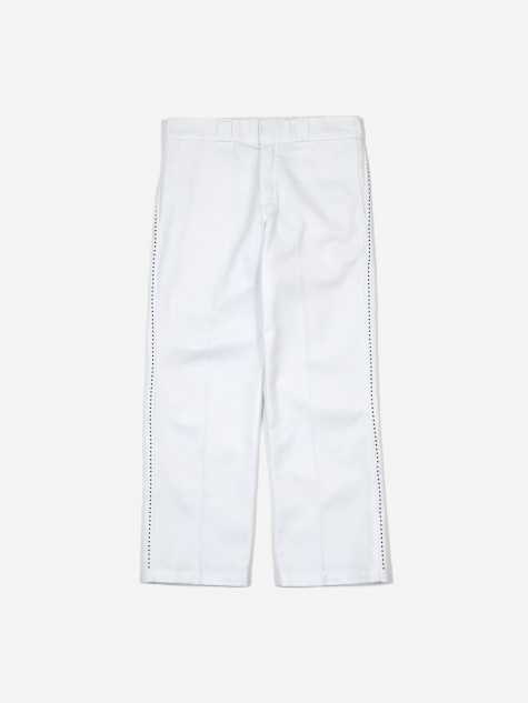 x Goodhood Original 874 Work Trouser - White/Black Star