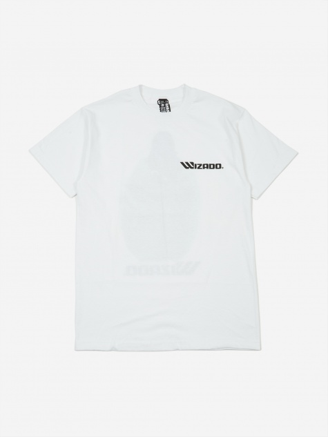 Wizado Shortsleeve T-Shirt - White