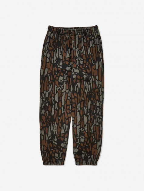 Tree Bark Sweatpant - Brown