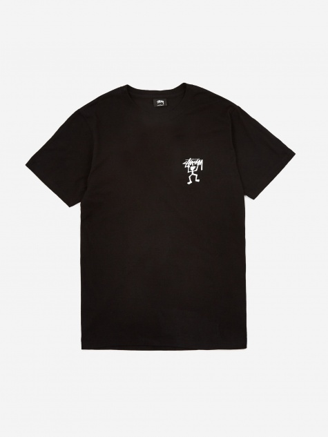 Warrior Man T-Shirt - Black