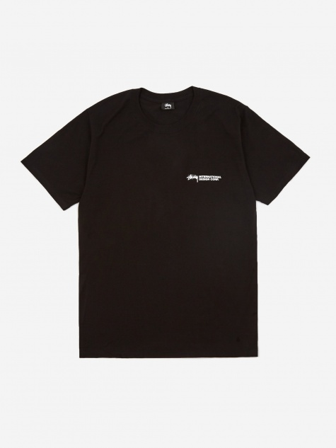 Double Mask T-Shirt - Black