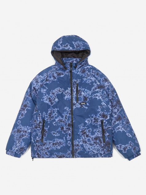 Insulated Jacket - Indigo