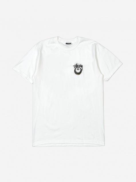 Cobra 8 T-Shirt - White
