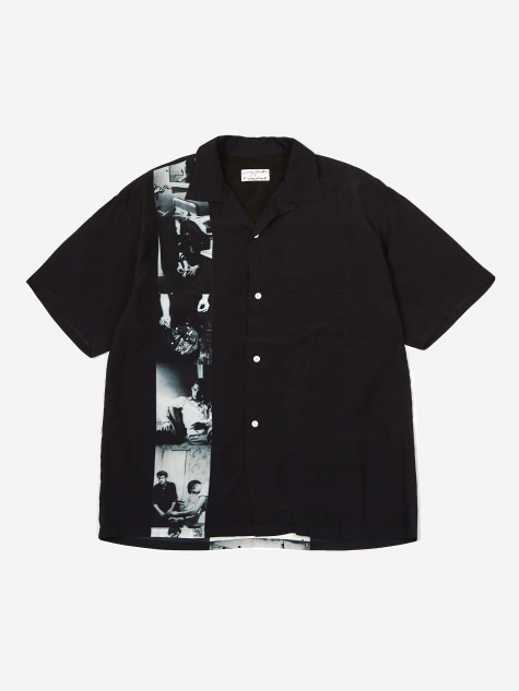 x Larry Clark Shortsleeve Shirt - Black