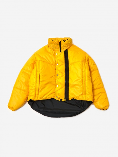 Monster Jacket - Yellow