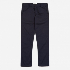 Universal Works Aston Pants - Navy Twill