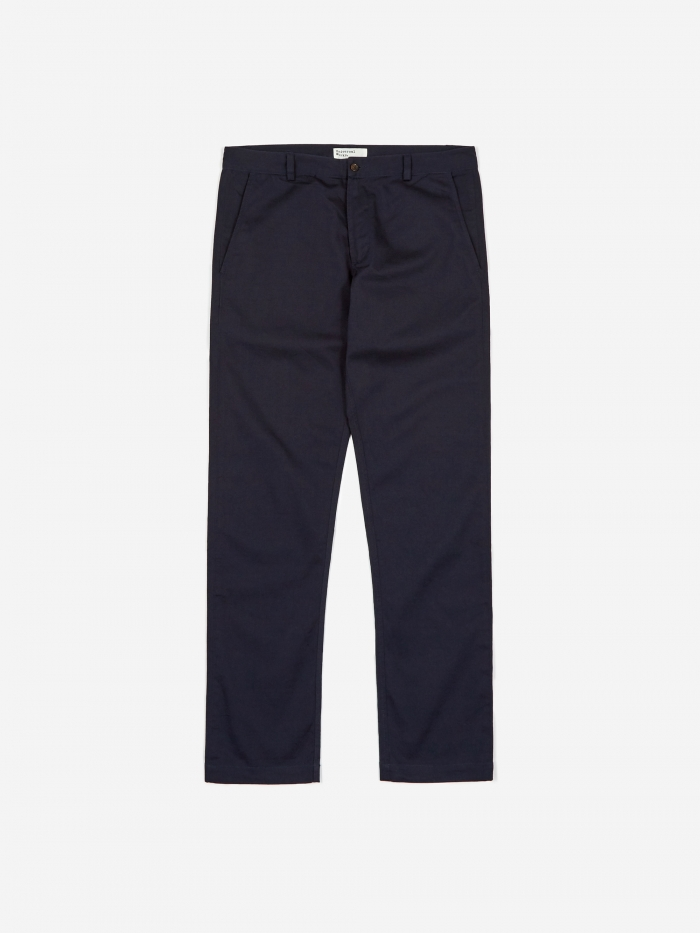Universal Works Aston Pants - Navy Twill (Image 1)