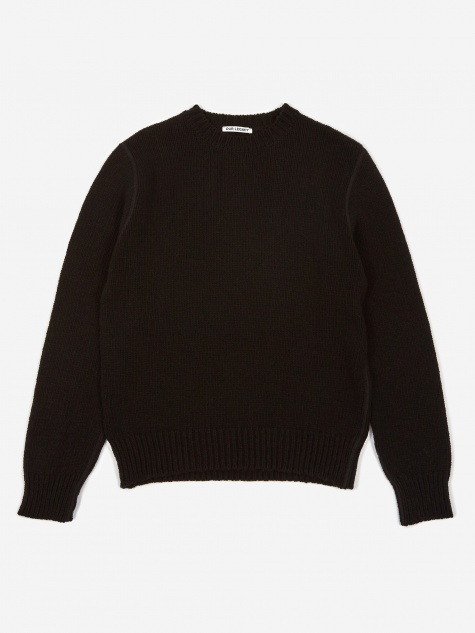 Base Roundneck Jumper - Black