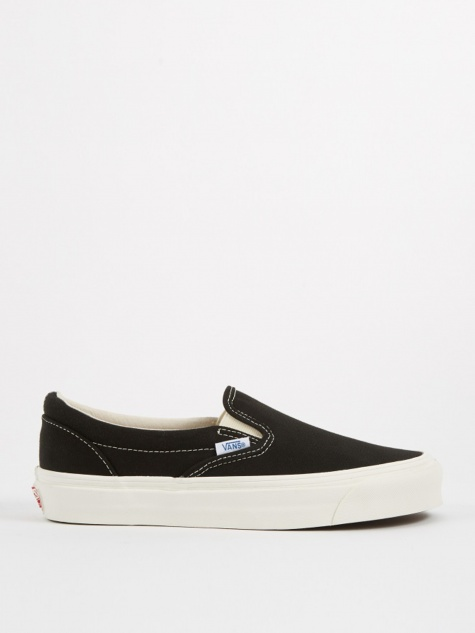 Vans Vault OG Classic Slip-On LX - Black