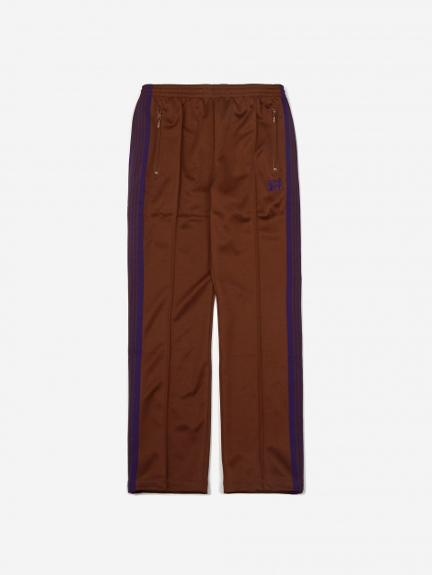 Needles Narrow Track Pant - Brown