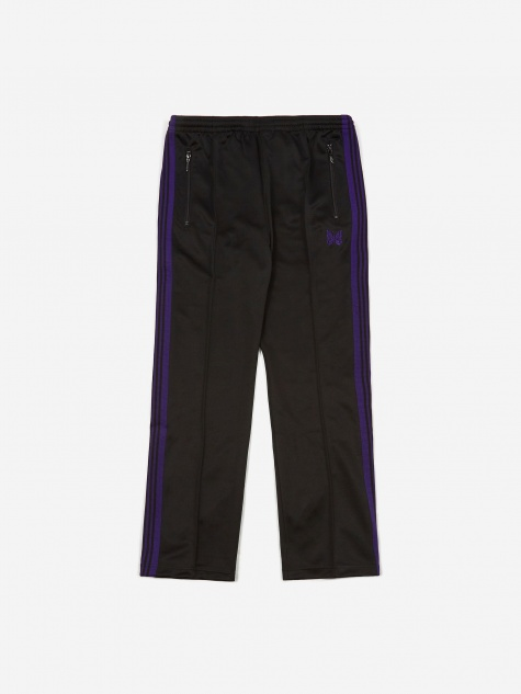 Narrow Track Pant - Black