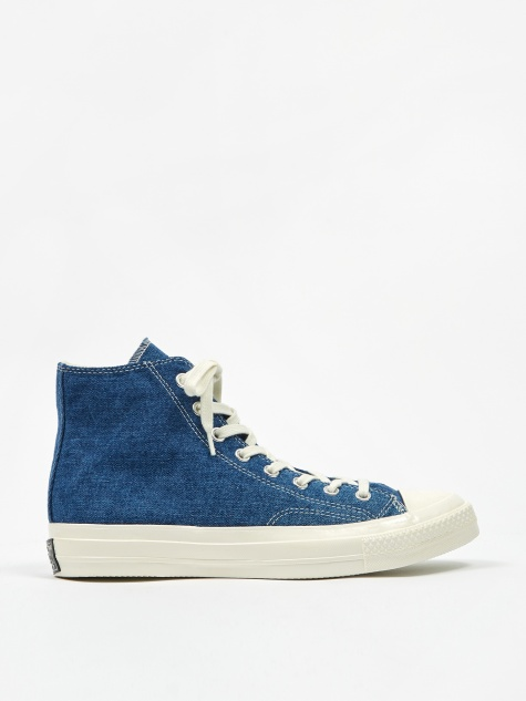 Chuck Taylor All Star 70 Renew Hi - Denim/Egret