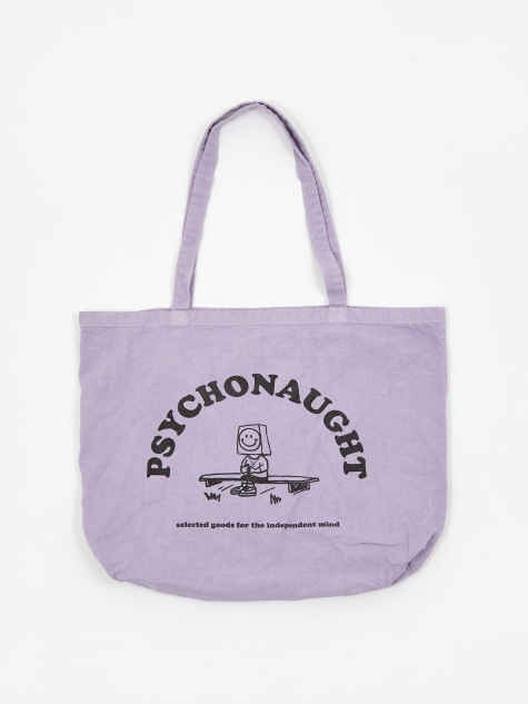 Psychonaught Tote Bag - Lilac