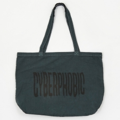 Goods by Goodhood Cyberphobic Tote Bag - Indigo