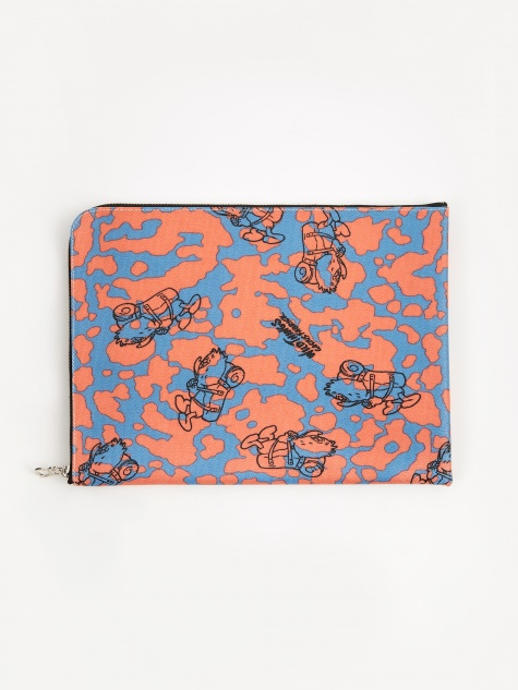 Wild Things x Gasius x Fabrick Document Case - Multi