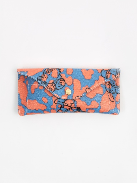 Wild Things x Gasius x Fabrick Glasses Case - Multi
