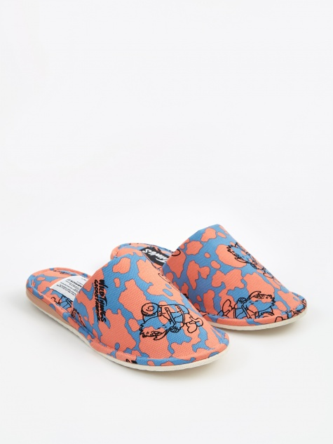 Wild Things x Gasius x Fabrick Slippers - Multi