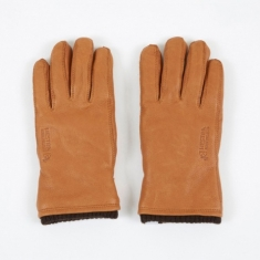 Norse Projects x Hestra Utsjo Gloves - Tobacco