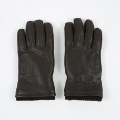 Norse Projects x Hestra Utsjo Gloves - Black