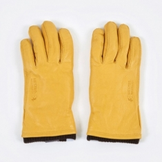 Norse Projects x Hestra Utsjo Gloves - Rapeseed