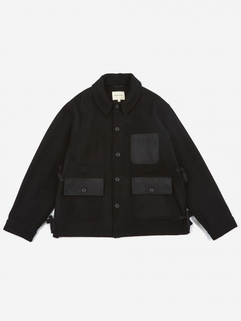 Factory Jacket - Black