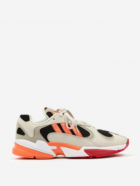 Yung 1 - Core Black/Semi Coral/Core White