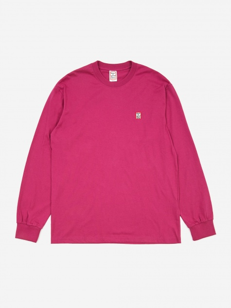 Mini Mini Frame Longsleeve T-Shirt - Purple