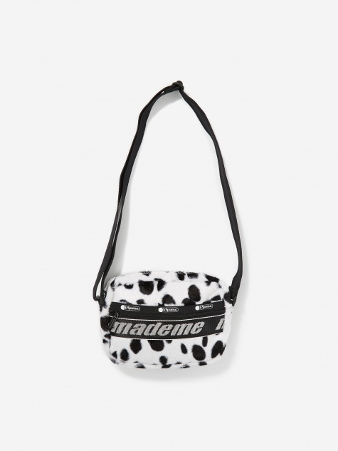 x LeSportsac Box Cross Body Bag - White