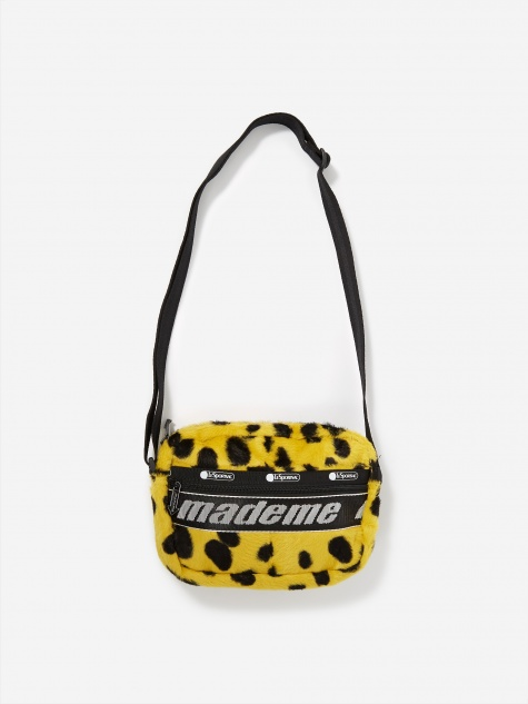 x LeSportsac Box Cross Body Bag - Yellow