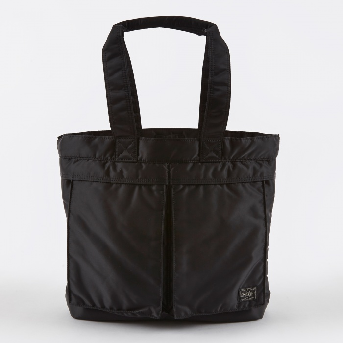 Porter - Yoshida & Co. Tanker Tote Bag - Black (Image 1)