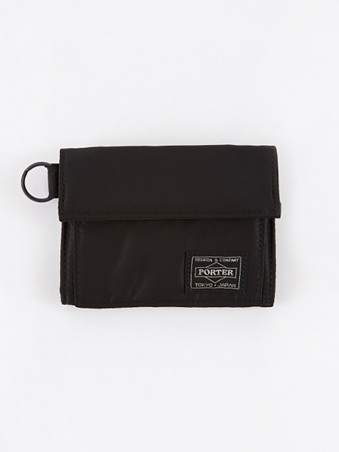 Tanker Wallet A - Black