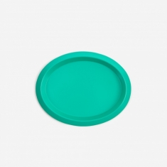 HAY Ellipse Tray XS - Green