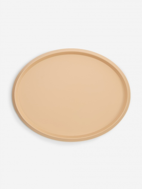 Ellipse Tray M - Beige