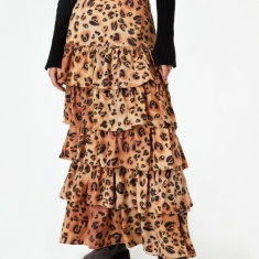 Mara Hoffman Marzia Skirt - Brown Multi