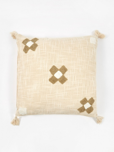 Coari Cushion Cover 45x45cm - Natural