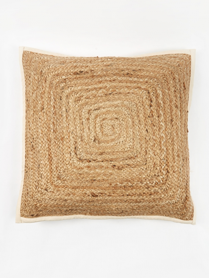 Calma House Ural Cushion 60x60cm - Natural (Image 1)