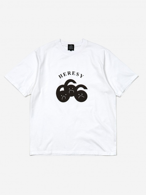 Tibet Shortsleeve T-Shirt - White