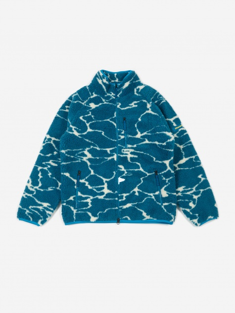Lithium Fleece Jacket - Turquoise