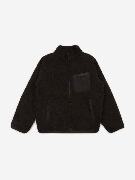 MT Gorilla V Fleece Jacket - Black