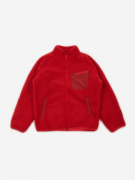 MT Gorilla V Fleece Jacket - Red