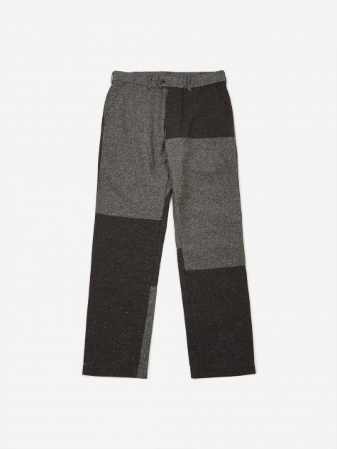 Panel Club Pant - Heather Grey