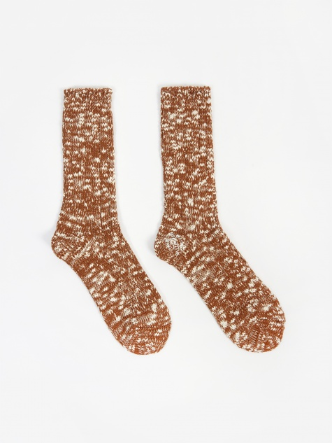 Dweller Socks - Beige