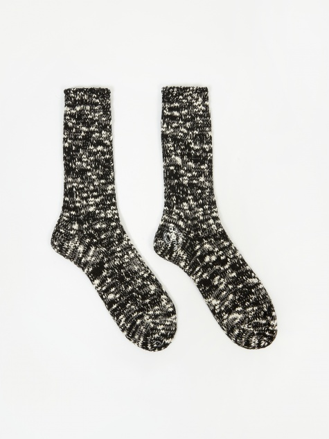 Dweller Socks - Black