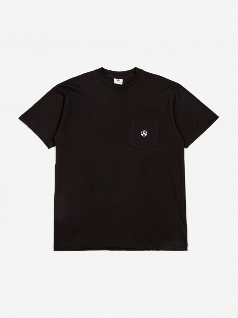 Pocket T-Shirt - Black