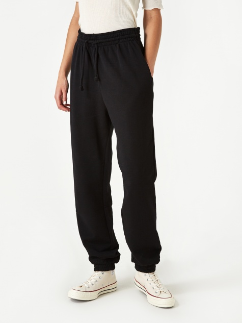 Basic Sweat Pants - Black